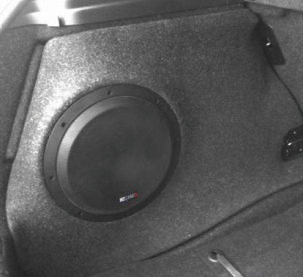 MB QUART Aktiv-Box QB-250 subwoofer BMW1