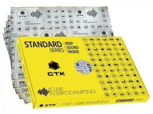 CTK STD 2mm 16 hojas