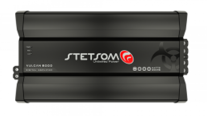 Stetsom Vulcan 8000_1 ohm