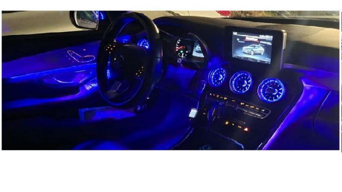 Mercedes-Benz Clase C W205 NTG5