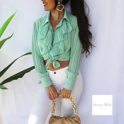 Blusa Madame Verde [1]