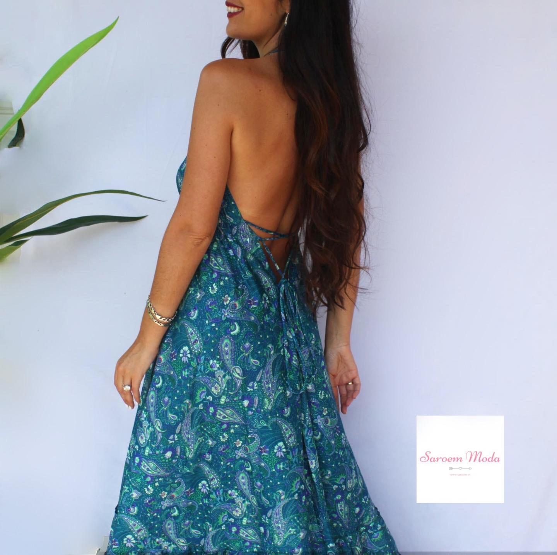 Vestido Sari Modelo 2