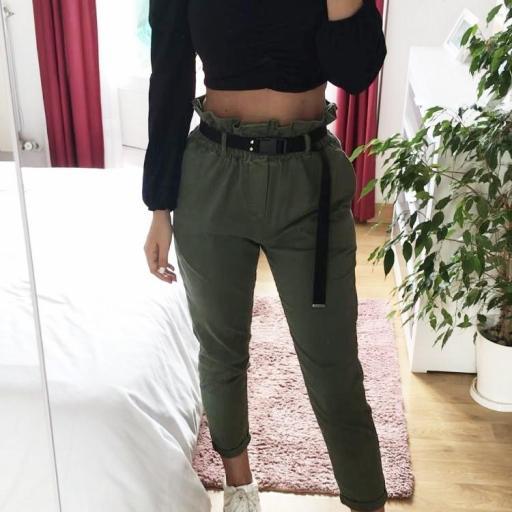 Pantalón Sicilia Verde