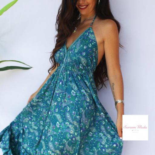Vestido Sari Modelo 2 [2]