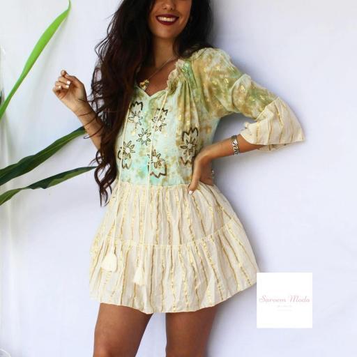Vestido Dana Turquesa [1]