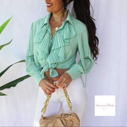 Blusa Madame Verde [3]
