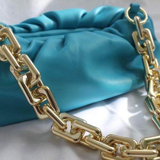 Bolso Cadena Azul Intenso [2]