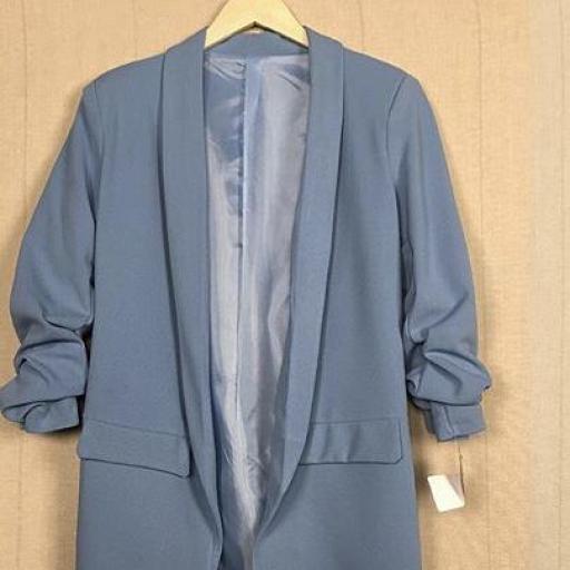 Blazer Zenda Azul [1]