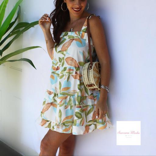 Vestido Hojas [2]