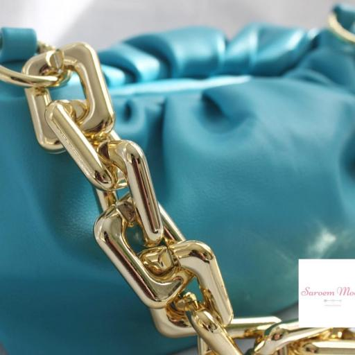 Bolso Cadena Azul Intenso [1]