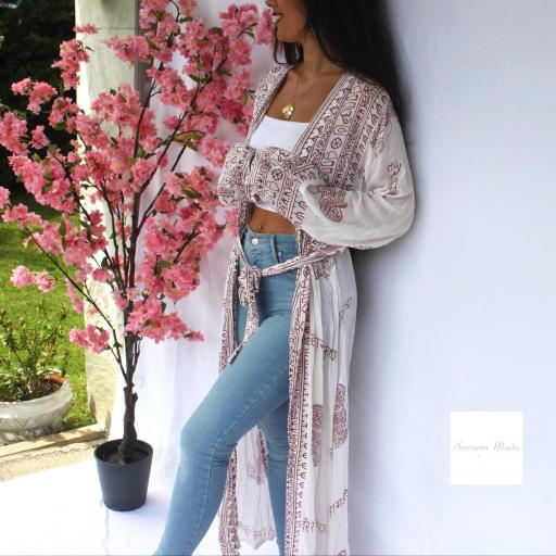 Kimono Modelo 1
