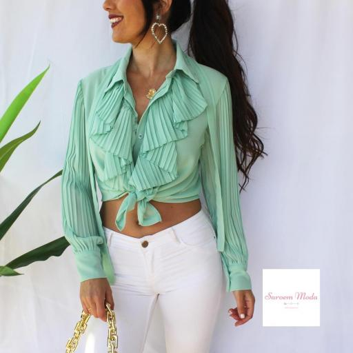 Blusa Madame Verde [2]