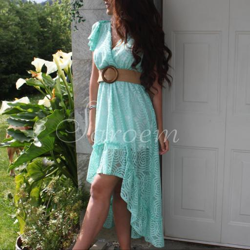 Vestido Kara Turquesa [1]