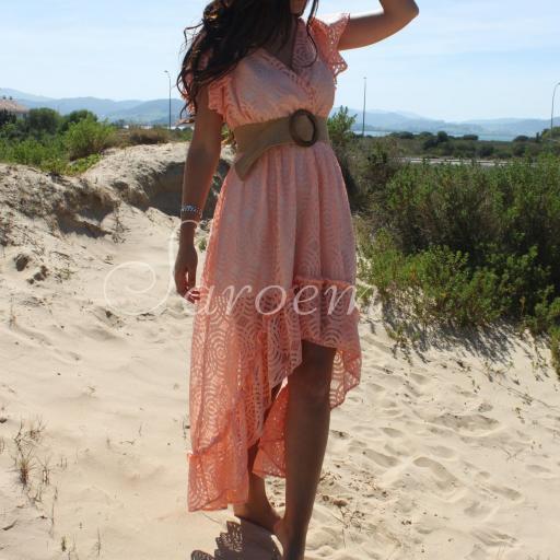 Vestido Kara Naranja [1]