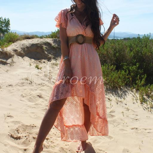 Vestido Kara Naranja [3]