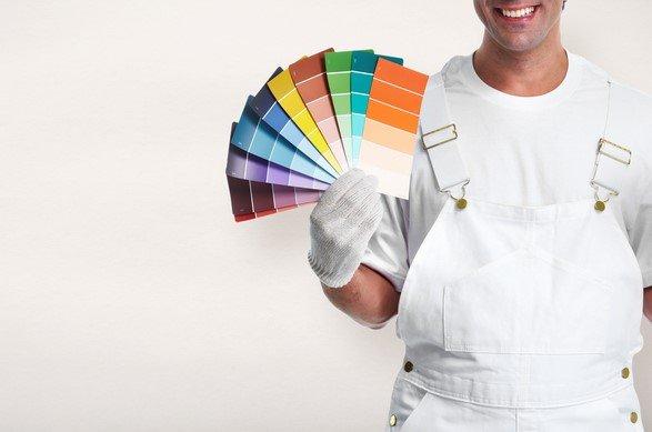 Visita prèvia, si cal, per definir treballs, colors, etc