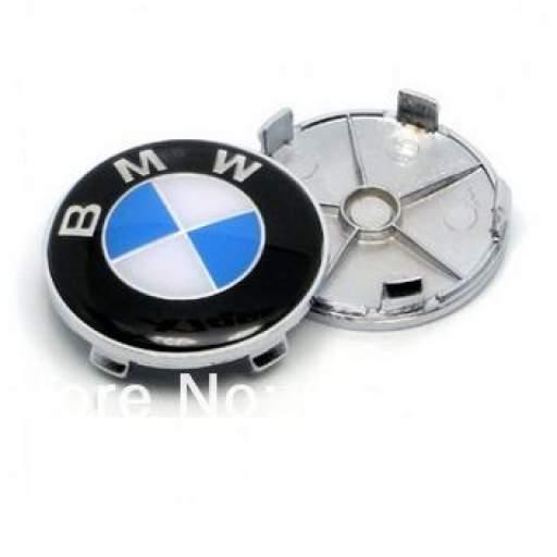 Tapa Buje rueda,  valido para BMW   Diametro:  Exterior 68mm.  Interior 65 mm.) [1]