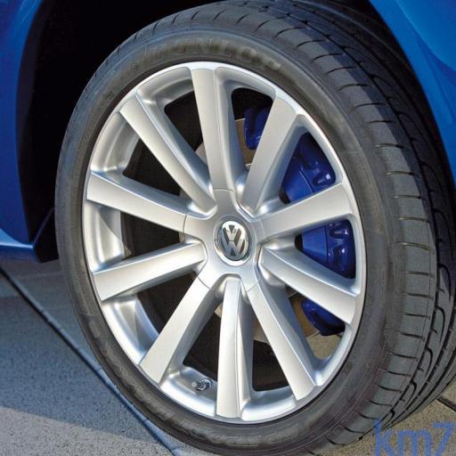 "75 x 65 mm. Tapa Buje Rueda ""VW"" Diametro: Exterior 75mm. Interior 65mm.""Aproxi."""