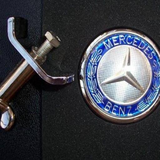 Logo Anagrama Mercedes Capot delantero [3]