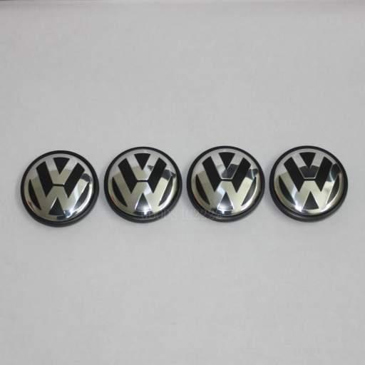 "55 x 52 mm.  ""RANURA""  Tapa  Buje rueda  ""VW Wolkswagen""  Diametro:  Exterior 55mm. Interior 52mm."