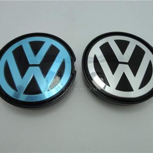 "55 x 52 mm.  ""RANURA""  Tapa  Buje rueda  ""VW Wolkswagen""  Diametro:  Exterior 55mm. Interior 52mm. [2]"