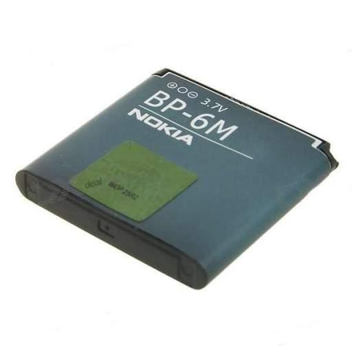 Bateria  Telefono  Nokia ( BP 6M ) [3]