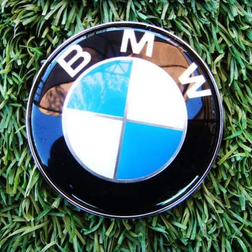 Anagrama Logotipo delantero de 82mm. diametro valido para BMW [0]