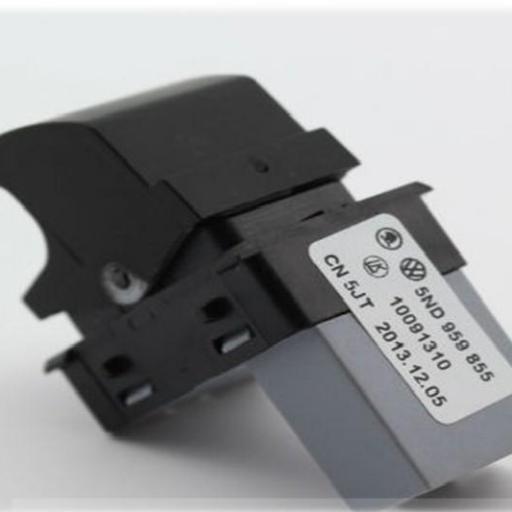 Pulsador  Interruptor  de  Control  Elevalunas  Electrico  Individual  de   VW [1]