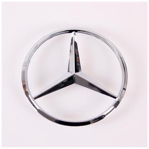 90 mm. Estrella Maletero valida para Mercedes  [1]
