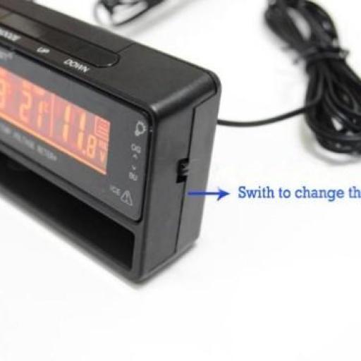 Reloj - Termometro - Voltimetro  (2) [1]