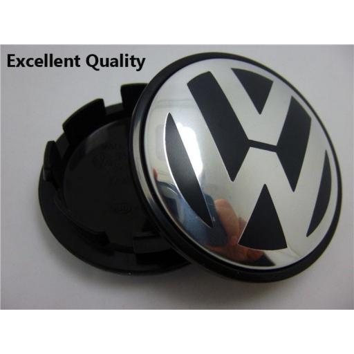 "56 x 52 mm. ""Sin ranura lateral""  Tapa Buje Rueda ""VW"" Diametro: Exterior 56mm. Interior 52mm."