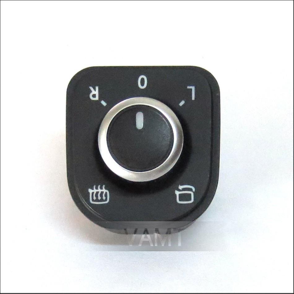 Mando Control Espejos Termo electricos de VW