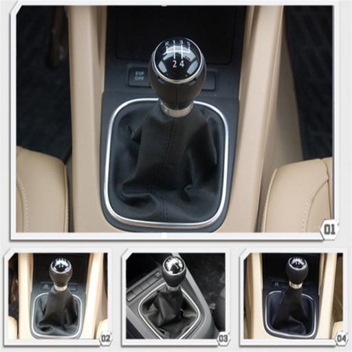 Pomo valido para Volgswagen  VW Golf V y Golf VI  (5 Veloci.)