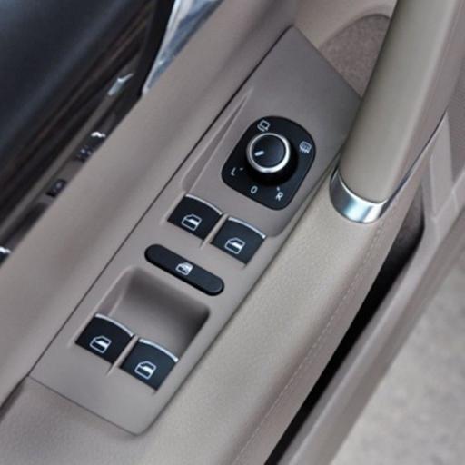 Pack 6 Piezas 5 Pta. para VW Golf V, Jetta, Passat, etc..... [3]
