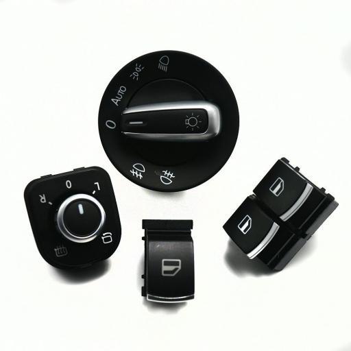 Pack 4 Piezas para VW Golf V, Jetta, Passat, etc.....