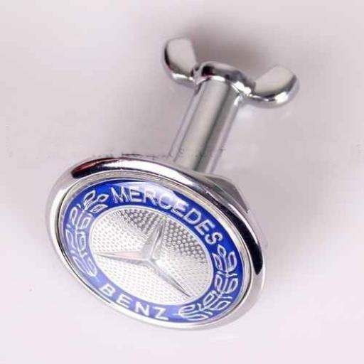 Logo Anagrama Mercedes Capot delantero