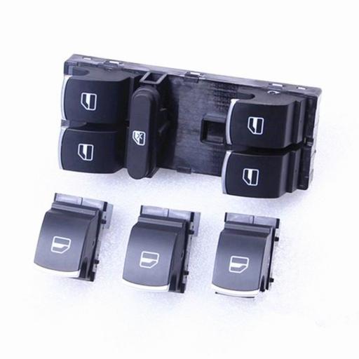 Pack 6 Piezas 5 Pta. para VW Golf V, Jetta, Passat, etc..... [1]