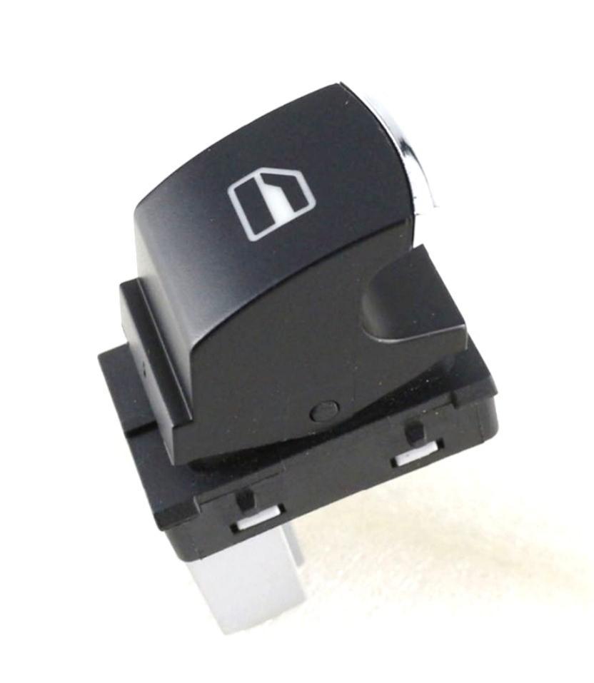 Pulsador  Interruptor  de  Control  Elevalunas  Electrico  Individual  de   VW