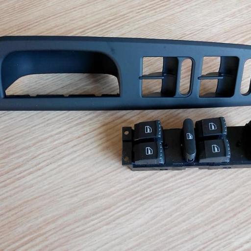 VW  Golf  IV   Tirador  Interior  Puerta Conductor  D.I.  Carcasa Embellecedor -  Elevalunas Electrico - Puerta. Conductor [1]