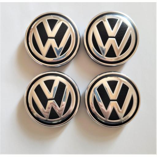 "56 x 52 mm.  Tapa  Buje rueda  ""VW Wolkswagen""  Diametro:  Exterior 56mm. Interior 52mm.   [1]"