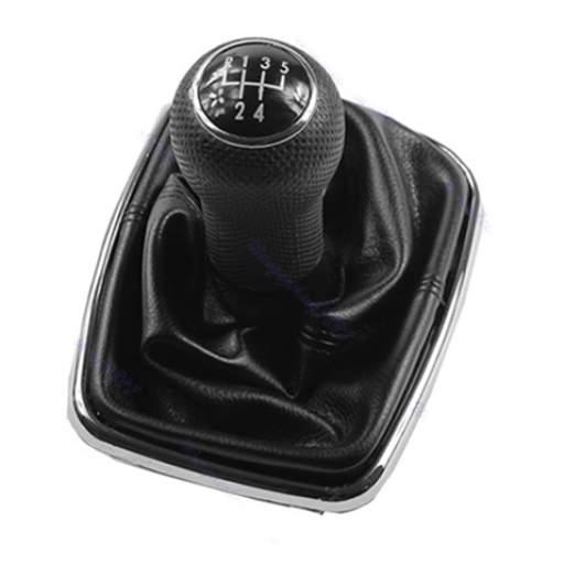 5 Velocidades  Pomo cambio (Completo)  valido pàra Volkswagen  VW Golf IV, Jetta y Bora,  DIAMETRO 23mm [1]