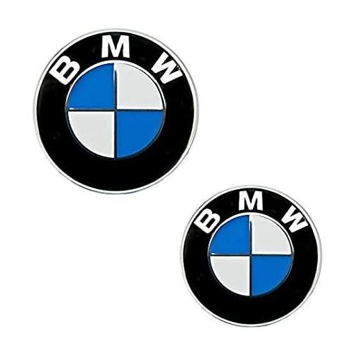 Anagrama Logotipo trasero de 74mm. diametro valido para BMW [3]