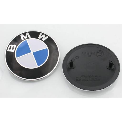 Anagrama Logotipo trasero de 74mm. diametro valido para BMW [1]