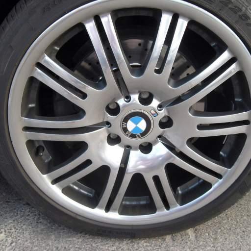 Tapa Buje rueda,  valido para BMW   Diametro:  Exterior 68mm.  Interior 65 mm.) [2]