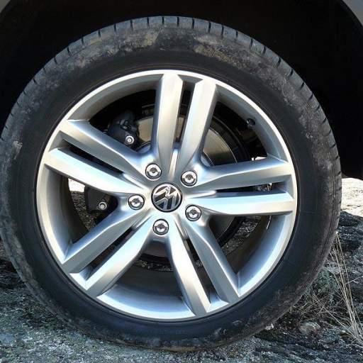 """70 x 58 mm. Tapa  buje rueda  """"VW volkswagen""""  Diametro:  Exterior 70mm. Interior 58mm. [2]"""