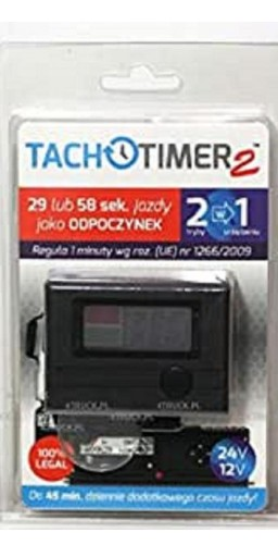 RELOJ PARA EL TACÓGRAFO DIGITAL TACHOTIMER2
