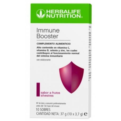 Immune Booster Frutos silvestres 10 x 3,7 g