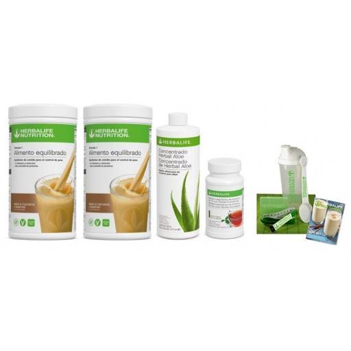Pack Medium CONTROL PESO / 1 MES + Paquete Productos