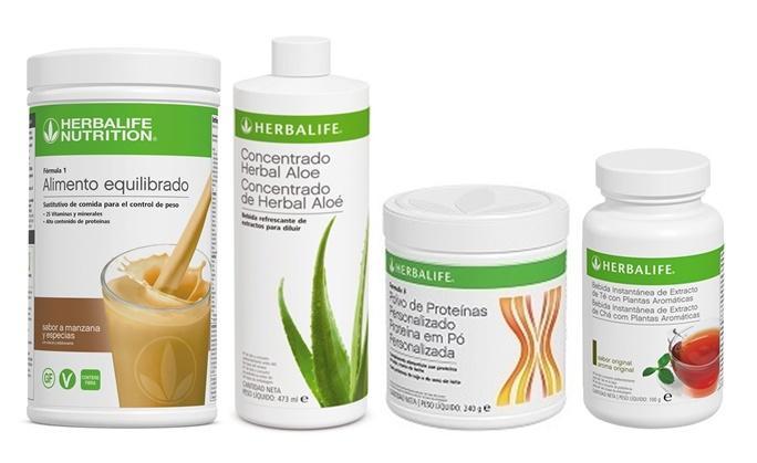 Pack Plus Herbal