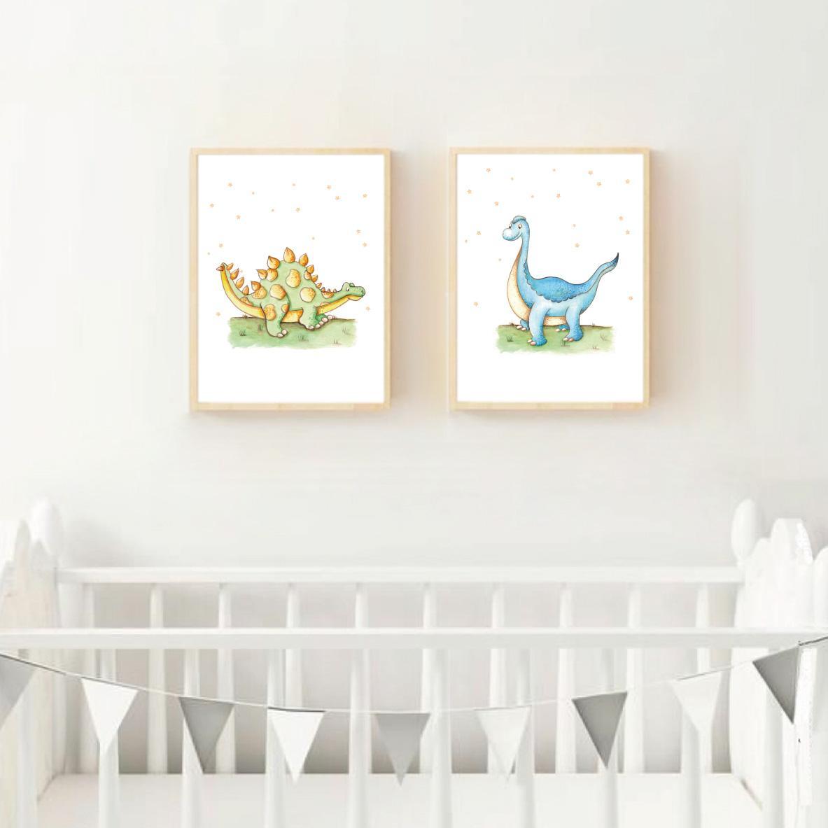 LAMINAS INFANTILES dinosaurios tiranosaurio rex